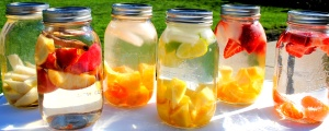 Fruit Water - No More Mix-ins