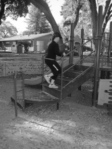 stairsbw