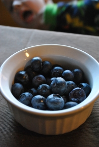 Blueberry and Banana Quinoa Breakfast